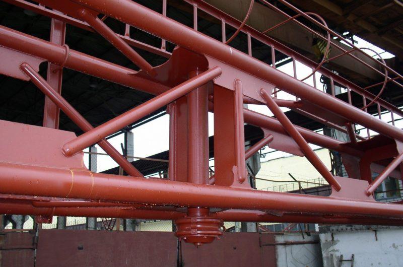 Изготовление/ремонт металлоконструкций во Владивостоке